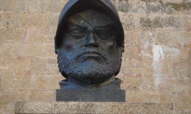 Francisco de Orellana kämpfte gegen Amazonen?