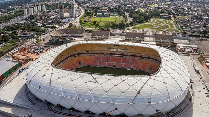 Manaus Arena Amazonia
