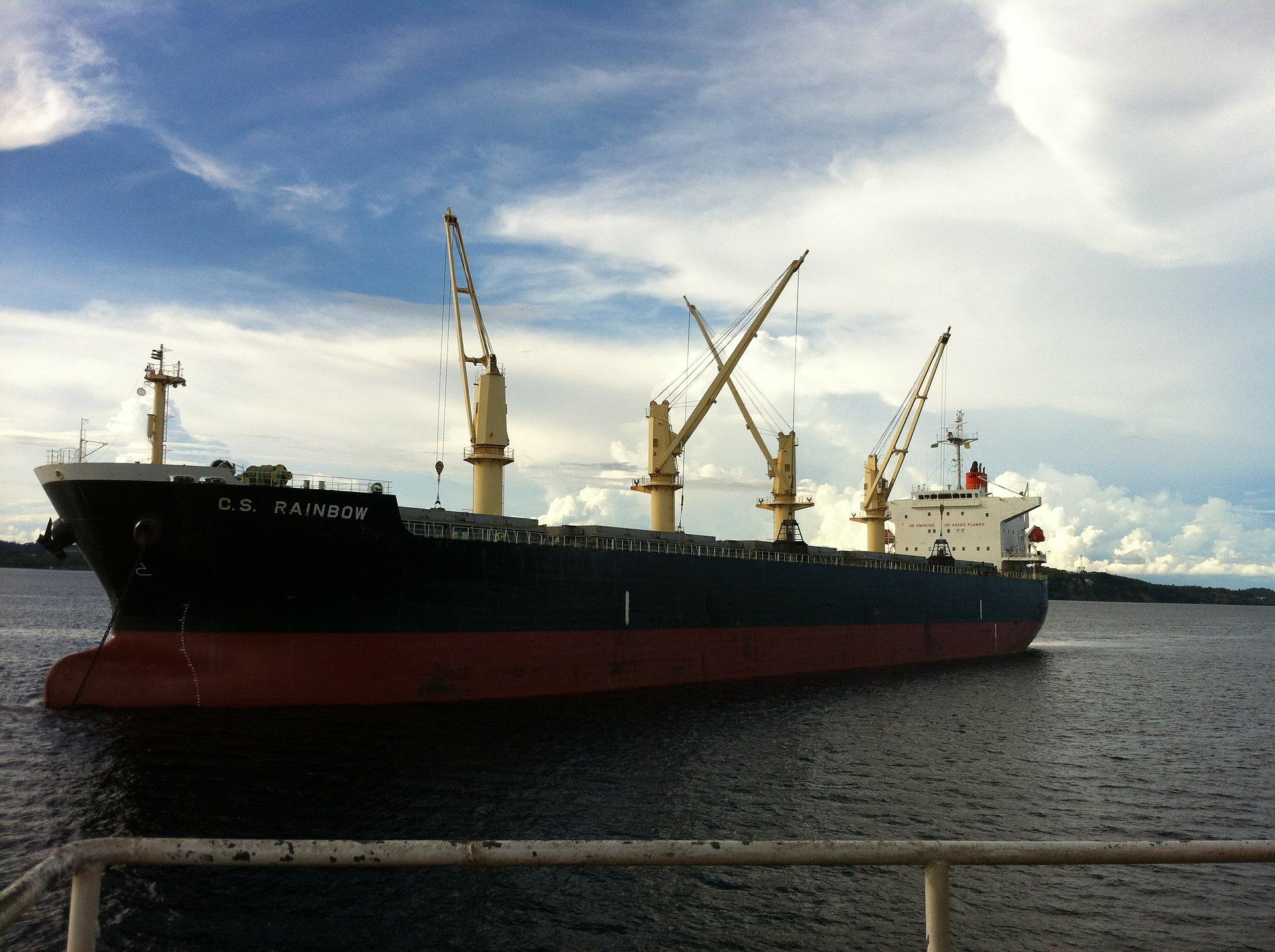 Frachtschiff Amazonas Ozeanschiffe Amazonas