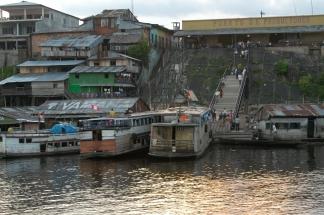 Iquitos Hafen