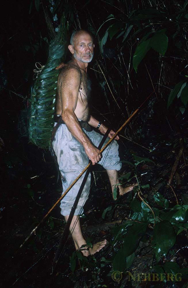 ruediger nehberg allein im Dschungel