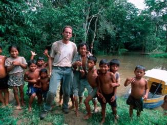 Dschungelfotograf Thomas Marent Regenwald
