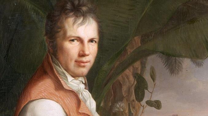 Alexander von Humboldt Wissenschaftler