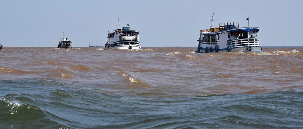 Mit 6.400 Kilometern der mächtigste Fluss der Welt?