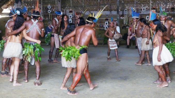 Indianer Amazonas Indigenas